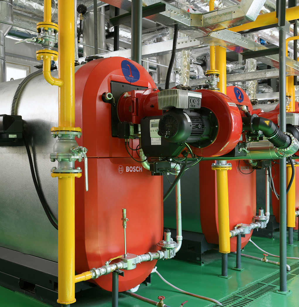 Industrial and Commercial Boiler System Solution