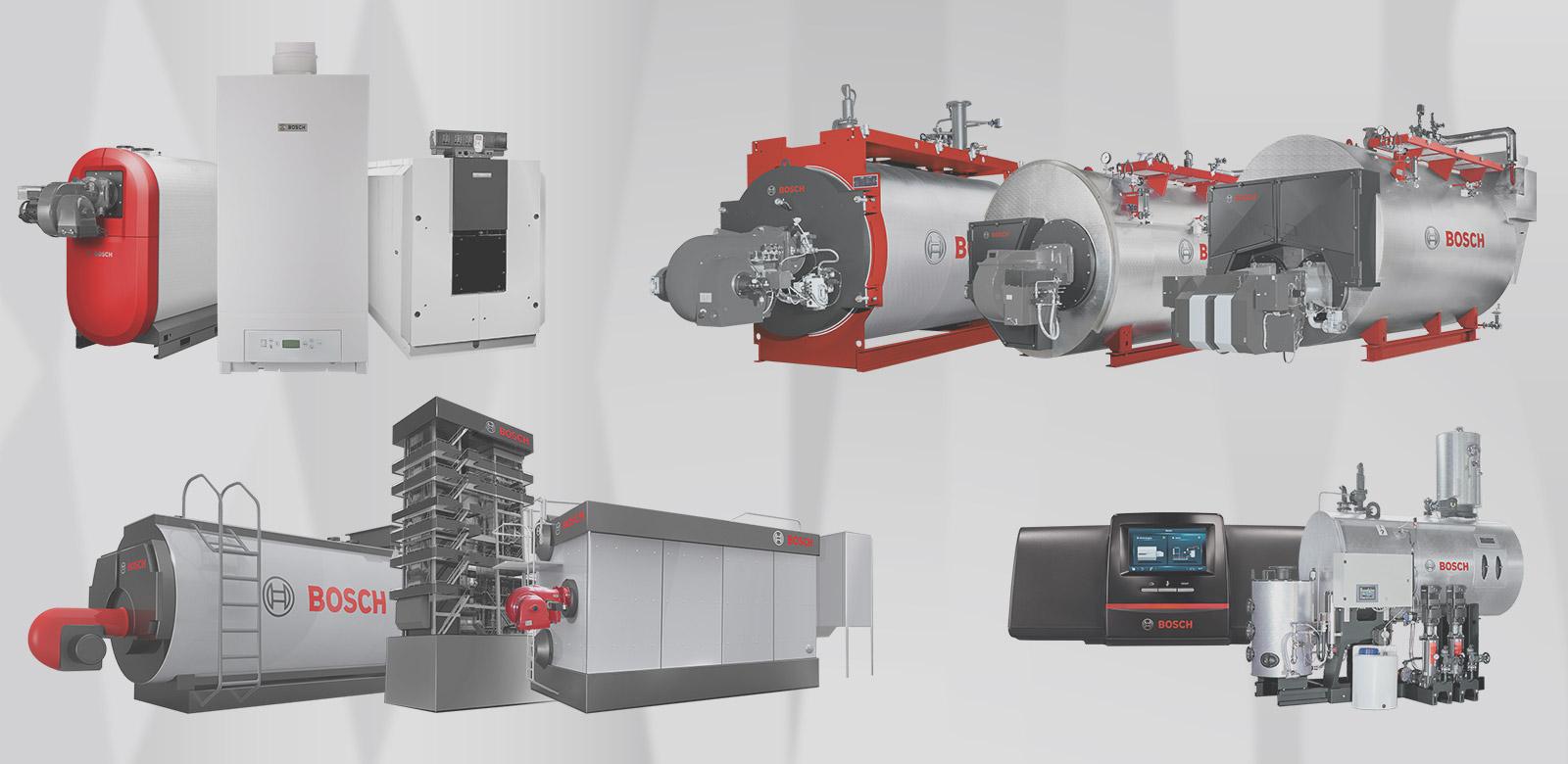 商用与工业热能系统