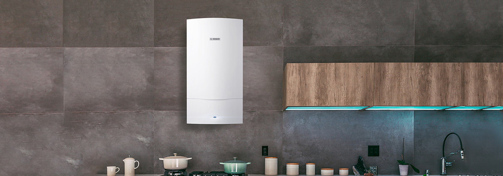 Residential Condens Wall-hung Boilers