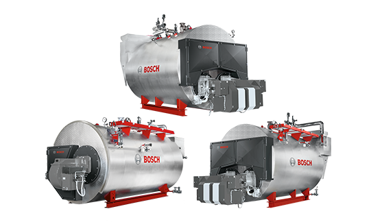 Imported Steam Boilers
